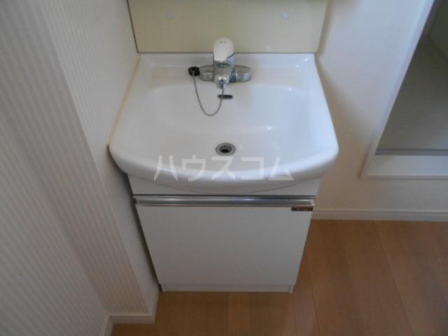 BBA-Loge上田アパート D号室の洗面所