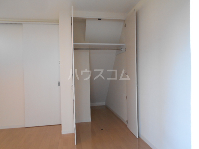 BBA-Loge上田アパート D号室の収納