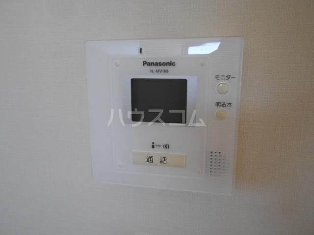 BBA-Loge上田アパート D号室のセキュリティ