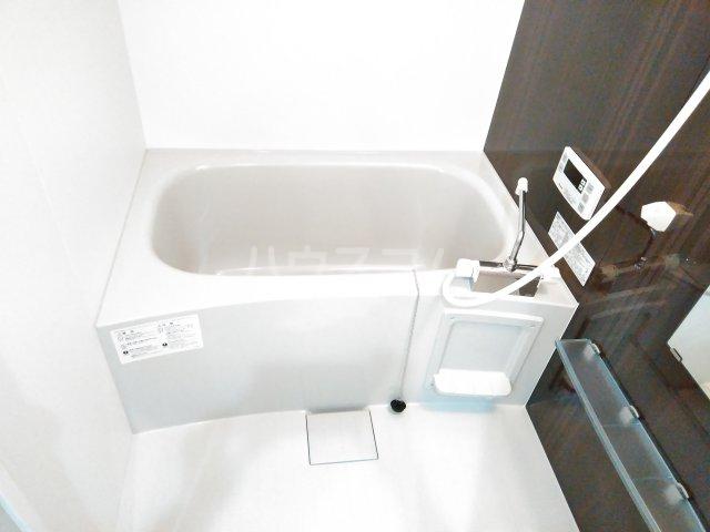 ベルビュー太秦 102号室の風呂