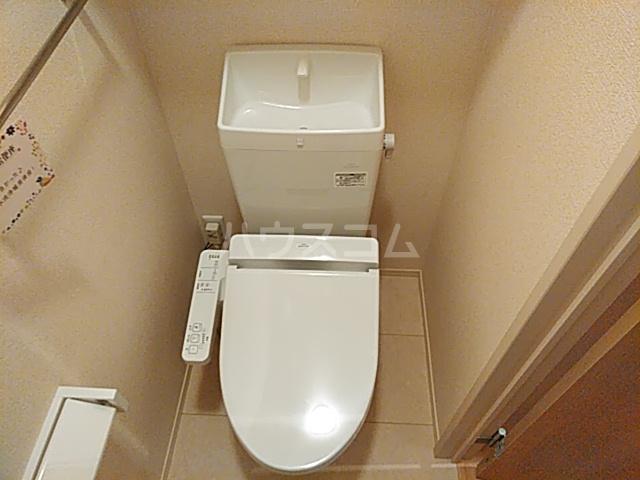 Bnext 嵯峨 101号室のトイレ