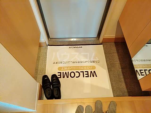 Bnext 嵯峨 101号室の玄関