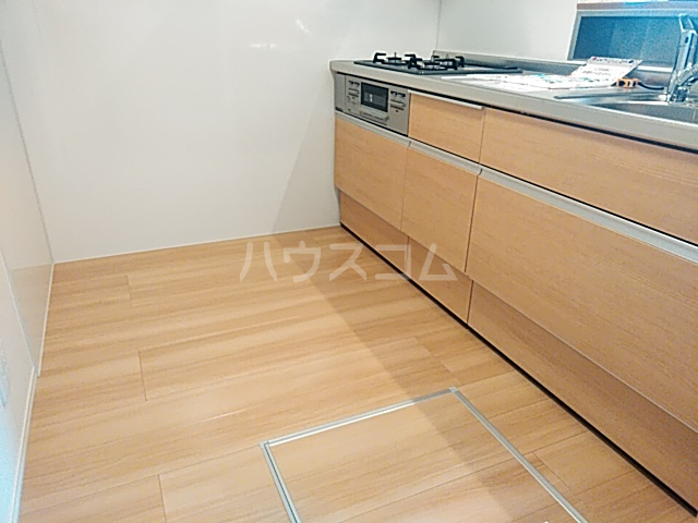 Bnext 嵯峨 101号室のキッチン