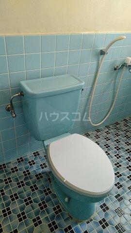 コーポ岡田 201号室のトイレ