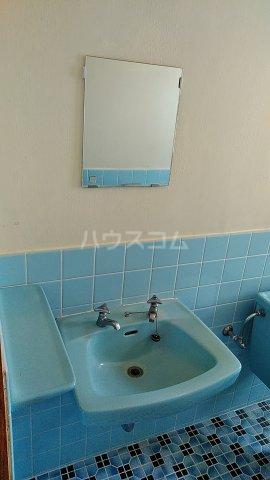 コーポ岡田 201号室の洗面所