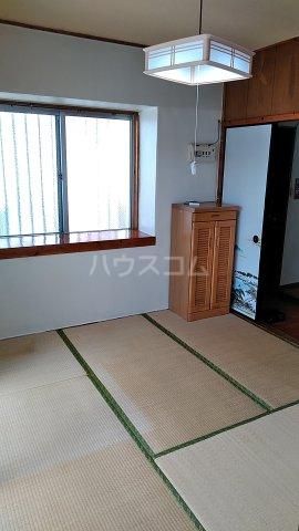 コーポ岡田 201号室のベッドルーム