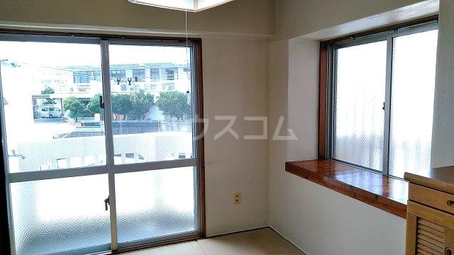コーポ岡田 201号室の居室