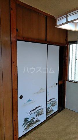 コーポ岡田 201号室の収納