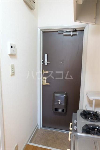 カルデアB棟 205号室の玄関