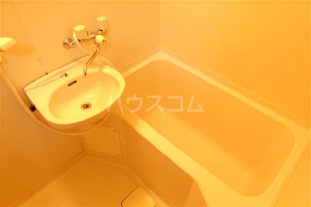 カルデアB棟 205号室の風呂