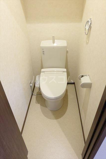 シャンティーニュメゾンのトイレ