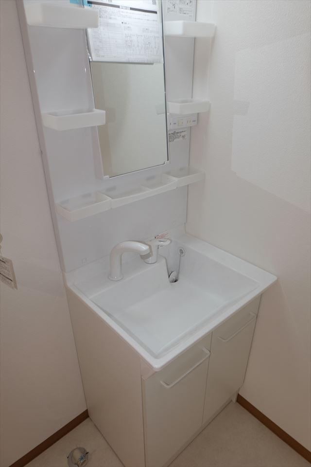 パークヴィレッジ 113号室の洗面所
