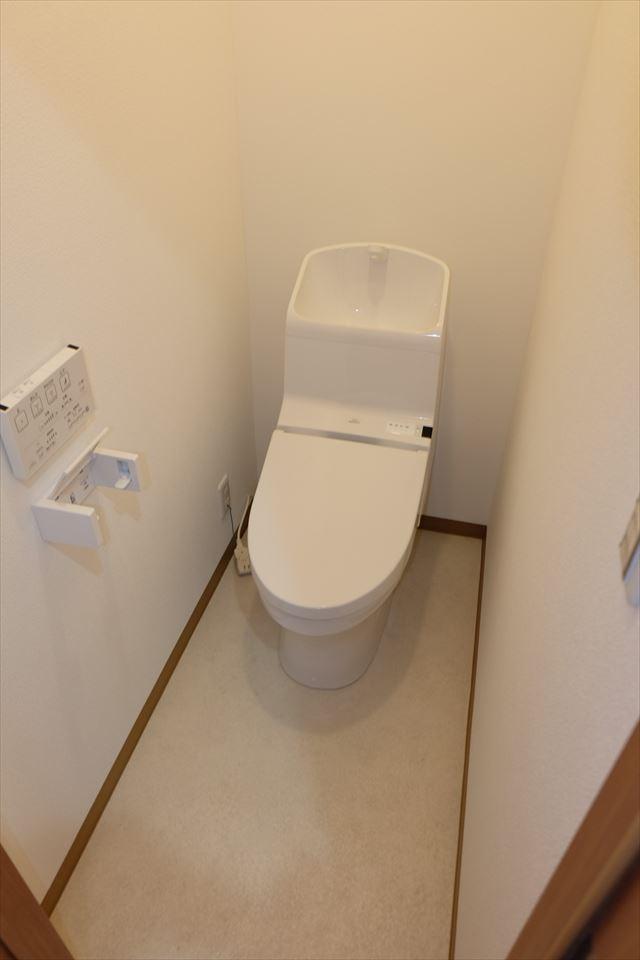 パークヴィレッジ 113号室のトイレ