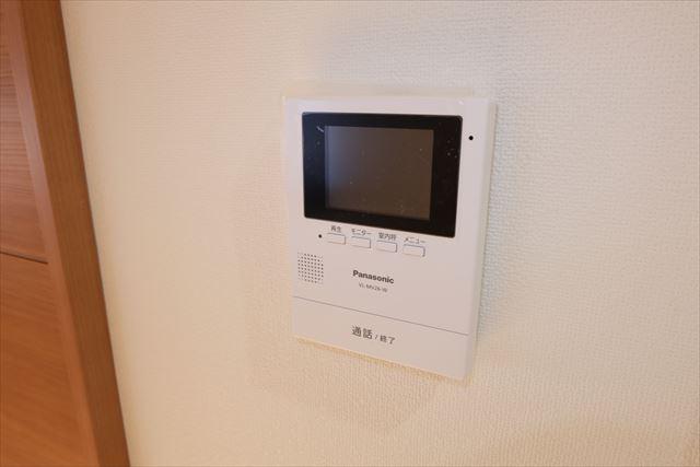 パークヴィレッジ 113号室のセキュリティ