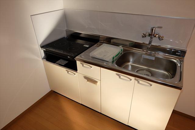 パークヴィレッジ 113号室のキッチン