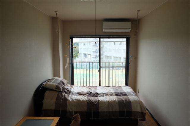 パークヴィレッジ 316号室のリビング