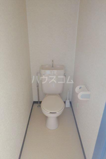 パークヴィレッジ 316号室のトイレ