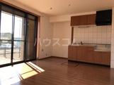 ピュアステージ(筑西市) 201号室のリビング