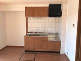ピュアステージ(筑西市) 201号室のキッチン
