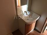 ピュアステージ(筑西市) 201号室の洗面所