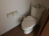ピュアステージ(筑西市) 201号室のトイレ