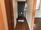 ピュアステージ(筑西市) 201号室の玄関