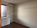 ピュアステージ(筑西市) 201号室のベッドルーム