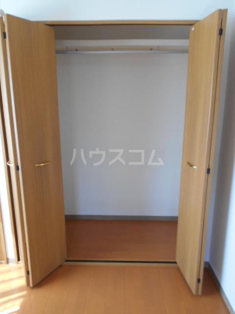 ハイツBF Ⅰ 202号室の収納