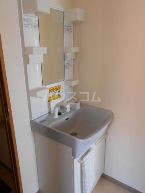 ハイツBF Ⅰ 202号室の洗面所