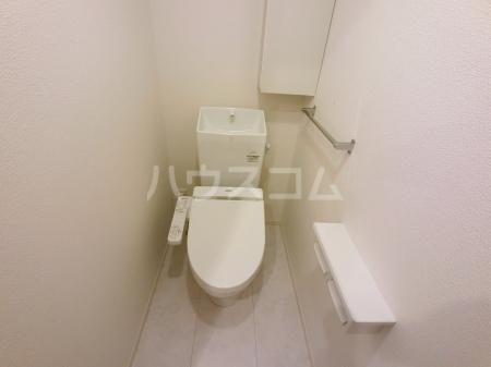 ジュピター A 203号室のトイレ