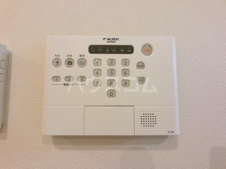 ジュピター A 203号室のセキュリティ