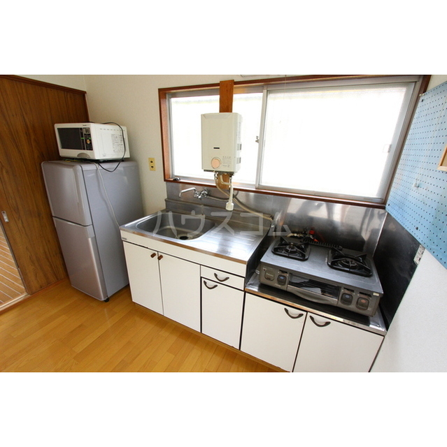 今井ハイツC棟 205号室のキッチン