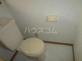 カルムイマイズミ 101号室のトイレ