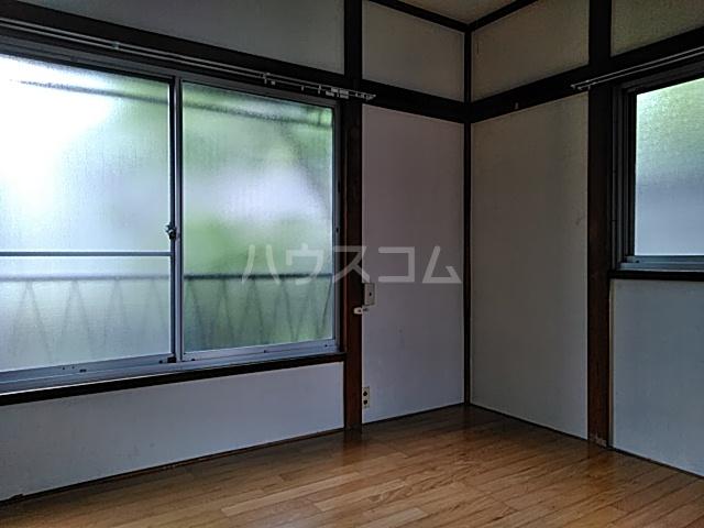 高木ハイツA 103号室のリビング