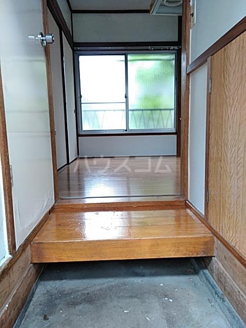 高木ハイツA 103号室の玄関