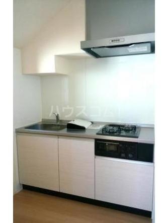 AL SOLE代田 201号室のキッチン