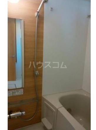 AL SOLE代田 201号室の風呂