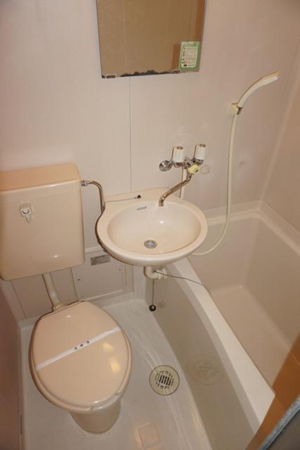 第16紀州ハイツ 107号室の風呂