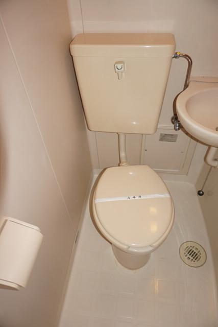 第16紀州ハイツ 107号室のトイレ