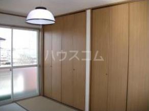 スカイハイツⅡ 101号室の収納