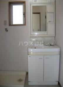 スカイハイツⅡ 101号室の洗面所
