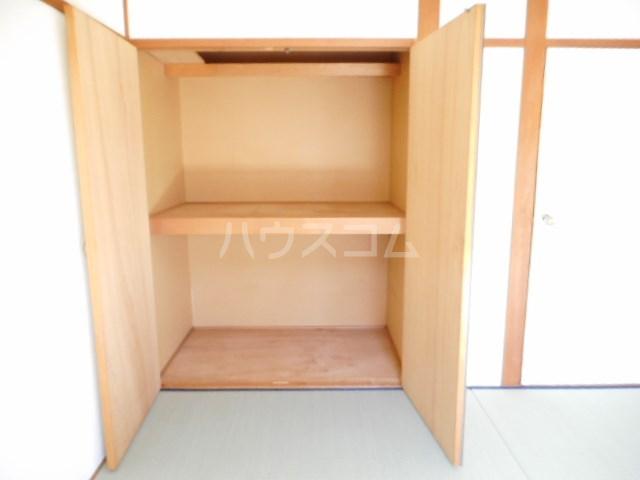 グリーンベルⅠ 22号室の収納