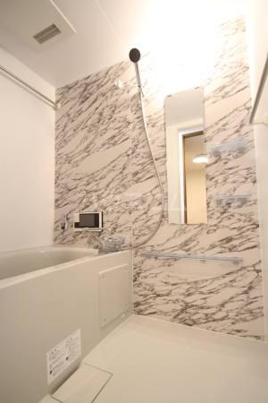 グラシュージャルダン 203号室の風呂
