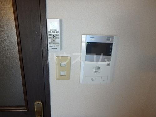 ロマネスク天神東 702号室のセキュリティ