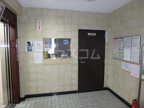 ライオンズステーションプラザ博多 507号室のロビー