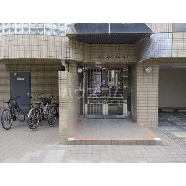 パンルネックス・クリスタル博多Ⅰ 203号室のエントランス