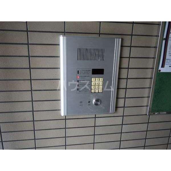 パンルネックス・クリスタル博多Ⅰ 203号室のセキュリティ