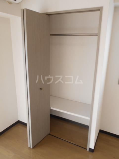 PLEAST美野島 403号室の収納