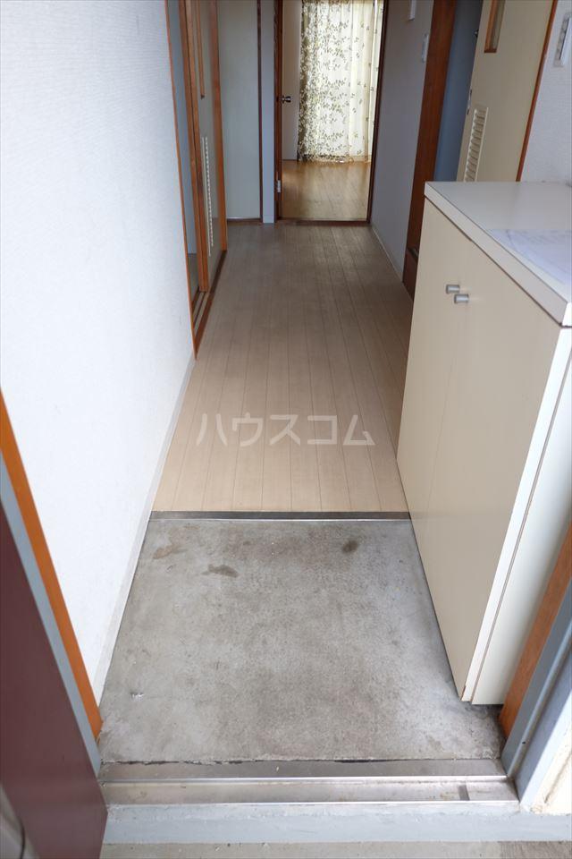 スターハイツⅠ 105号室の玄関