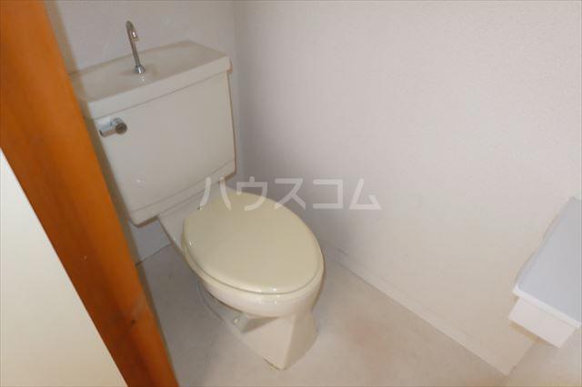 スターハイツⅠ 105号室のトイレ